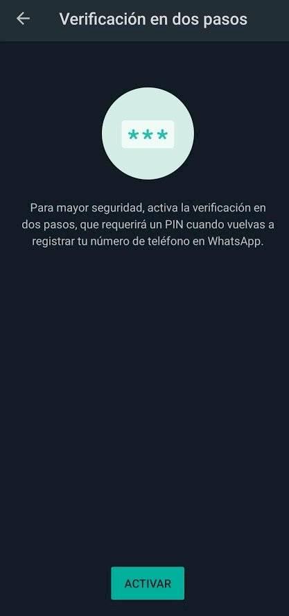 WhatsApp: Conoce como puedes proteger tu cuenta de los piratas informáticos
