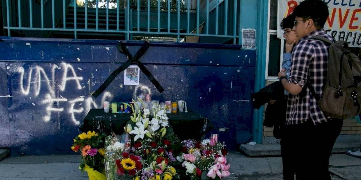 UNAM reconoce negligencia en muerte de alumno del CCH Azcapotzalco