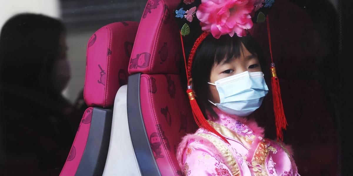 Coronavirus empaña celebración del Año Nuevo Lunar en Asia