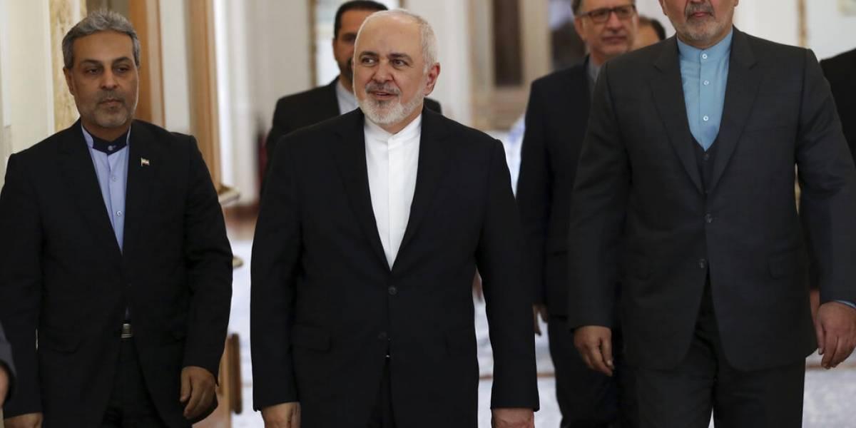Irán asegura seguir dispuesto a negociar con Estados Unidos