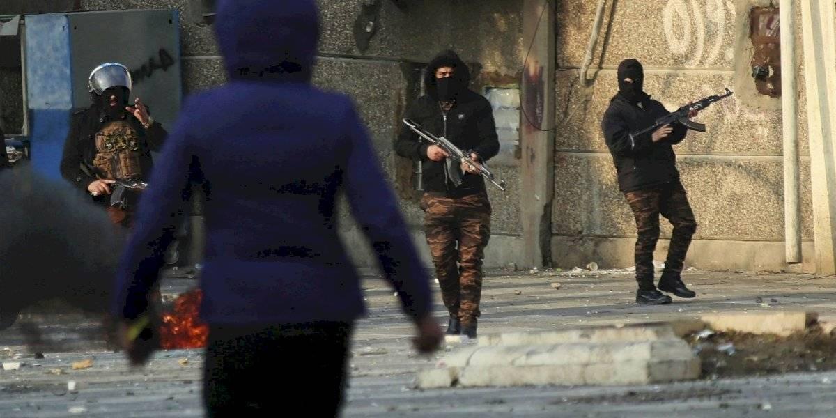 Mueren 4 en choques entre manifestantes y fuerzas en Irak
