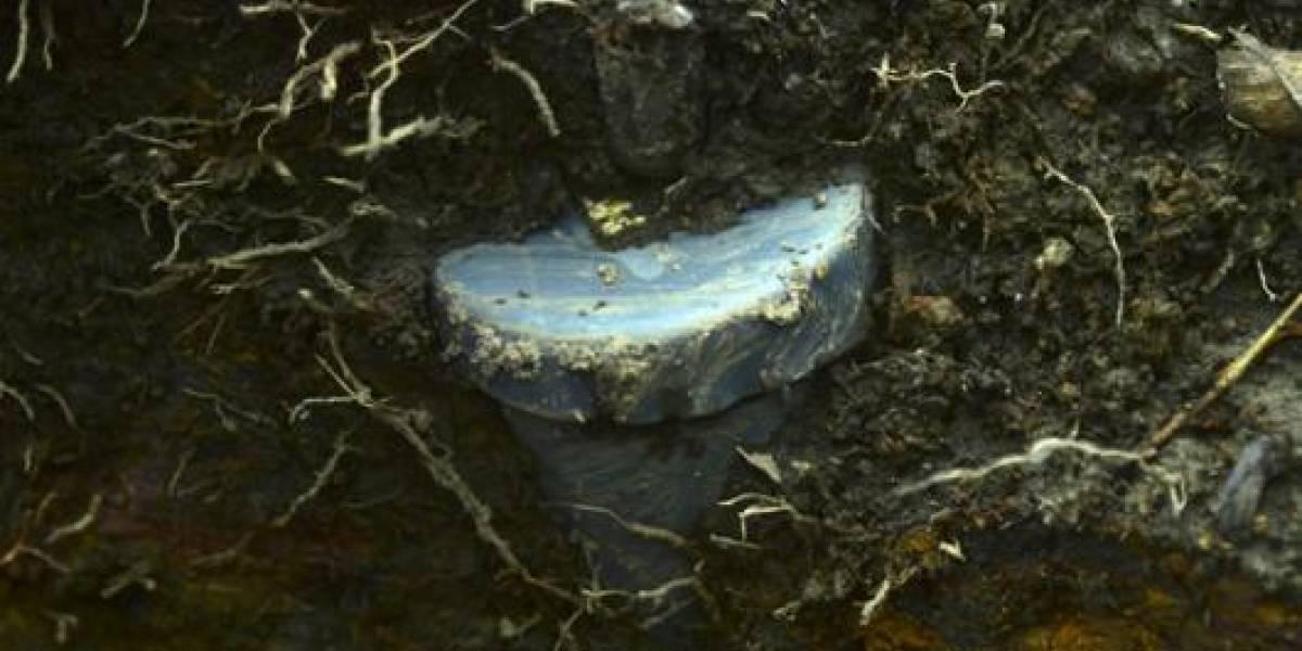 Pequeño de 12 años resultó herido al pisar una mina antipersonal