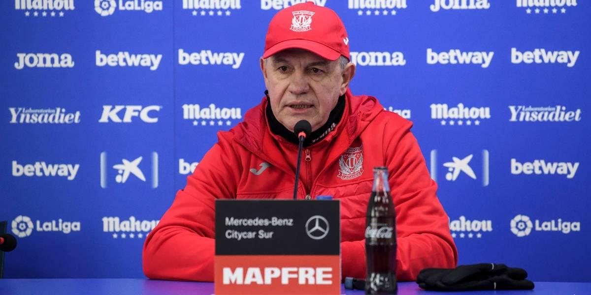"""Aguirre: """"Sería el último mortal capaz de decir algo malo de Simeone"""""""