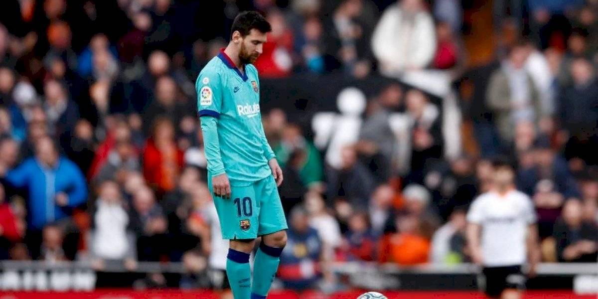 """Ath Bilbao vs Barcelona: """"Veo a Messi con un pie fuera"""" del club, dice ex figura blaugrana"""