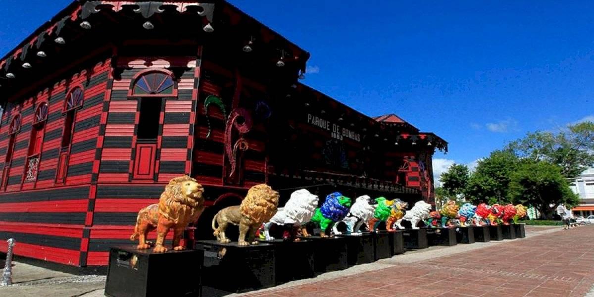 Reabren Museo Parque de Bombas en Ponce