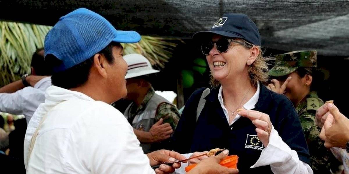 La UE reconoce avances de Colombia en la implementación del acuerdo de paz
