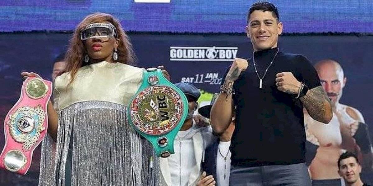 Boxeadora mexicana dio positivo en pruebas de dopaje