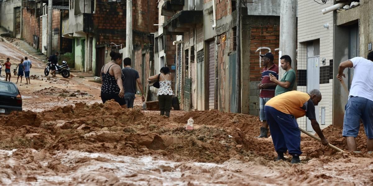 Governo disponibiliza R$ 90 mi para regiões atingidas por chuvas
