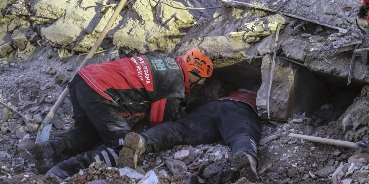 Sismo de magnitud 5,3 azota Este de Turquía