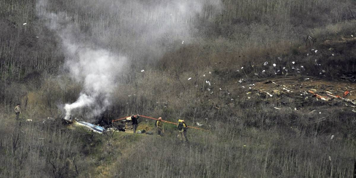 Tragedias aéreas que han costado la vida de deportistas