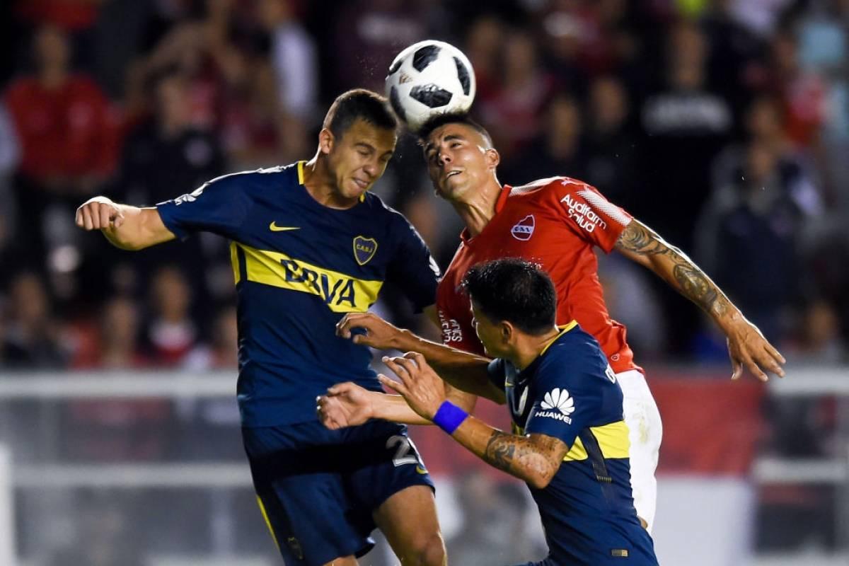Boca Juniors vs. Independiente   El Xeneize, a la caza de River
