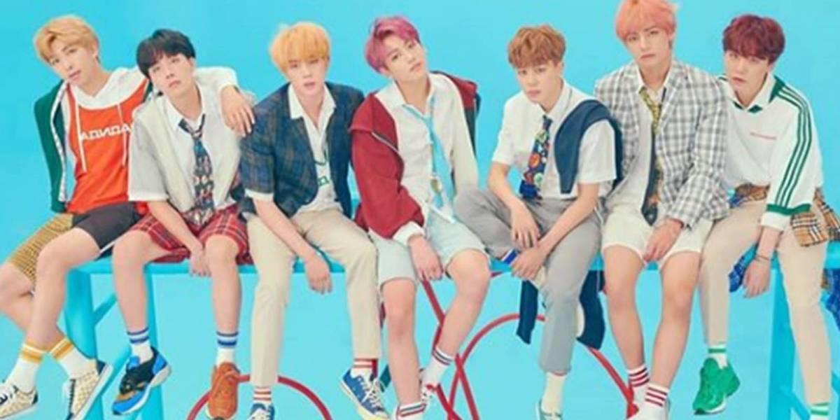 BTS y su nuevo récord en Youtube con su reciente video 'ON'