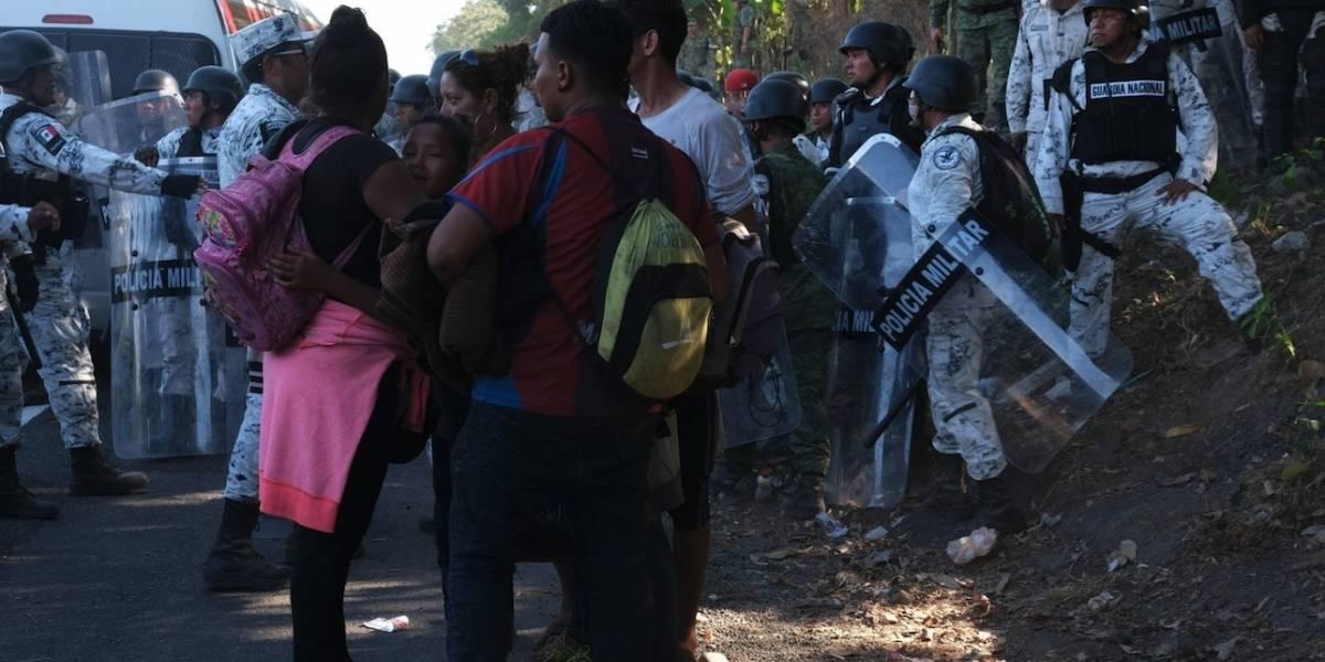 "Guardia Nacional ""oculta"" a militares infractores"