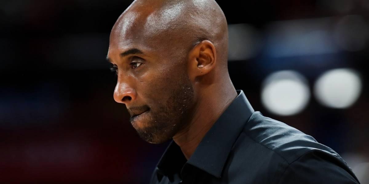 La leyenda de la NBA Kobe Bryant muere en un accidente de helicóptero
