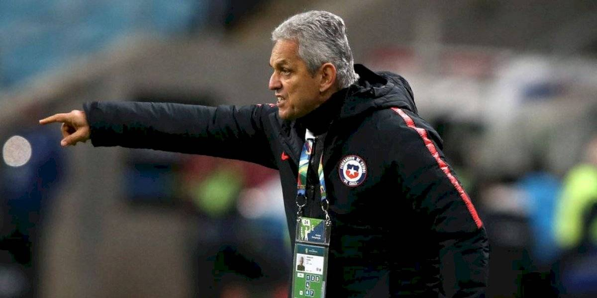 """Reinaldo Rueda: """"Chile adolece desde hace varios años la ausencia de un goleador"""""""