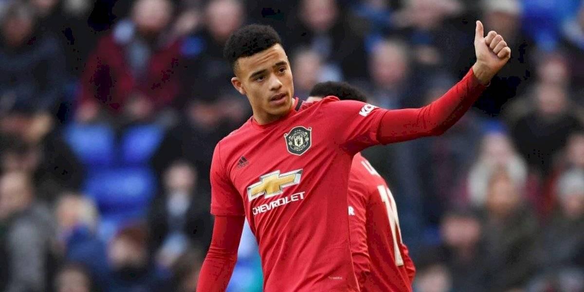 Manchester United avanzan en FA Cup a costa del modesto Tranmere