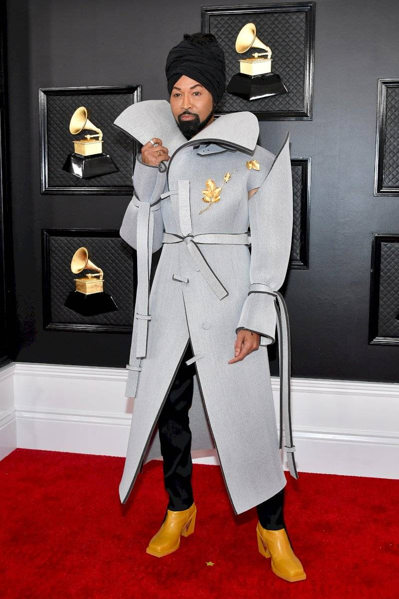 mejor vestidos grammy 2020