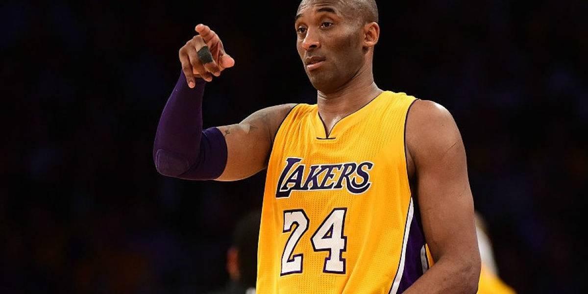 Falleció Kobe Bryant, legendario basquetbolista y ganador de un Oscar [ACTUALIZADO: iba con una de sus hijas]
