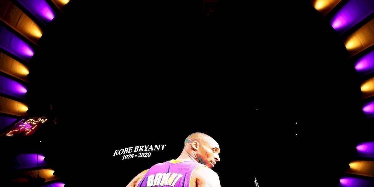 VIDEOS: NBA realiza los primeros homenajes para Kobe Bryant