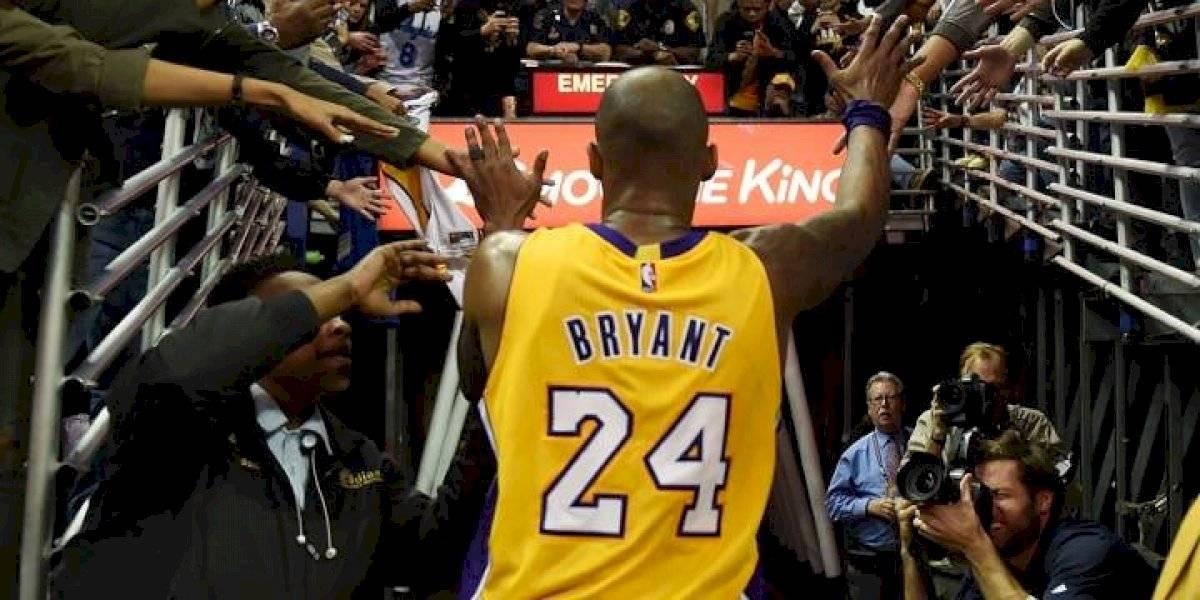 ¿Quién era Kobe Bryant, leyenda histórica de los Lakers y la NBA?