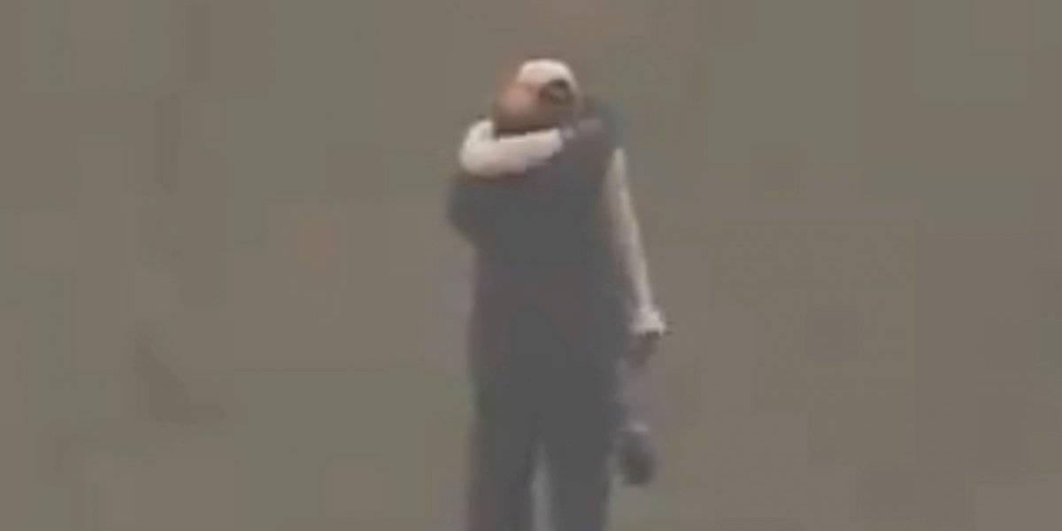 VIDEO: Así reaccionó LeBron James al enterarse de la muerte de Kobe Bryant