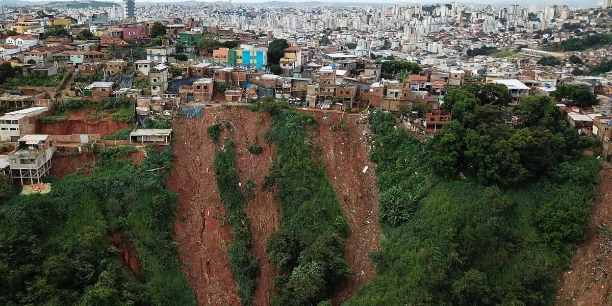 Minas Gerais tem 101 cidades em emergência após fortes chuvas