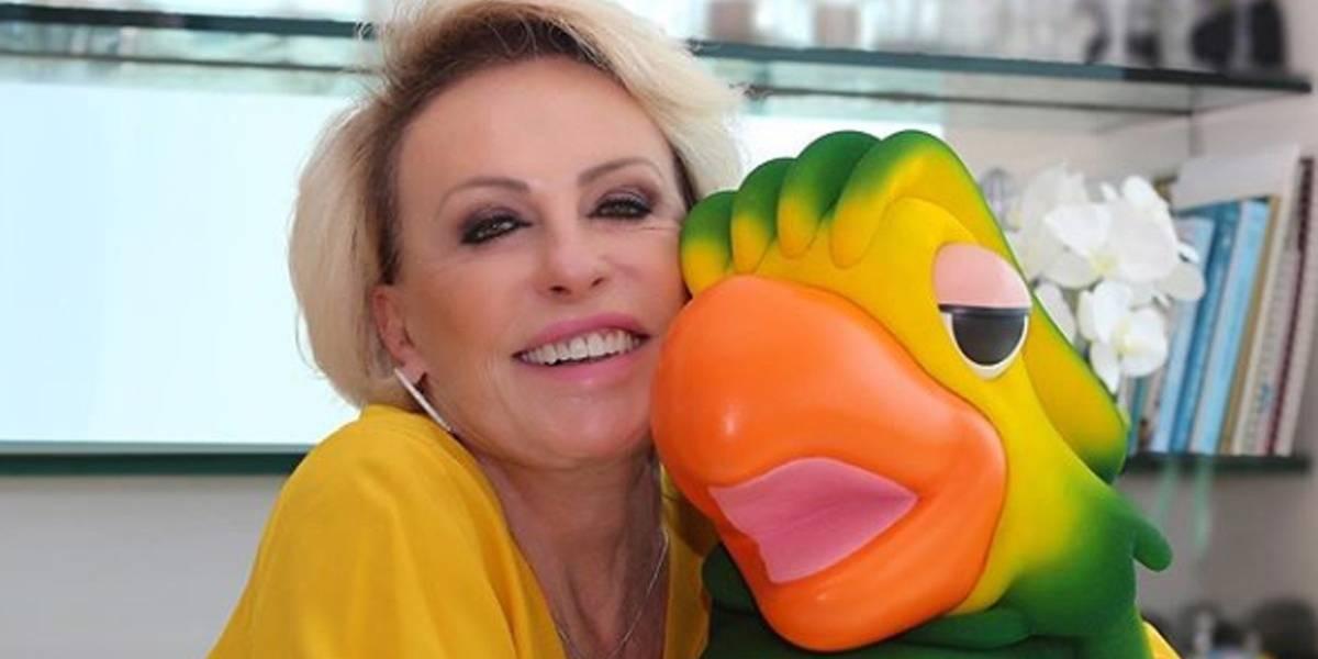 Ana Maria Braga apela por quarentena