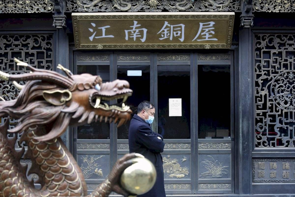 """Tanto en la """"Perla de Oriente"""" como en otras ciudades chinas, las empresas del sector están volviendo a la actividad dada la situación"""