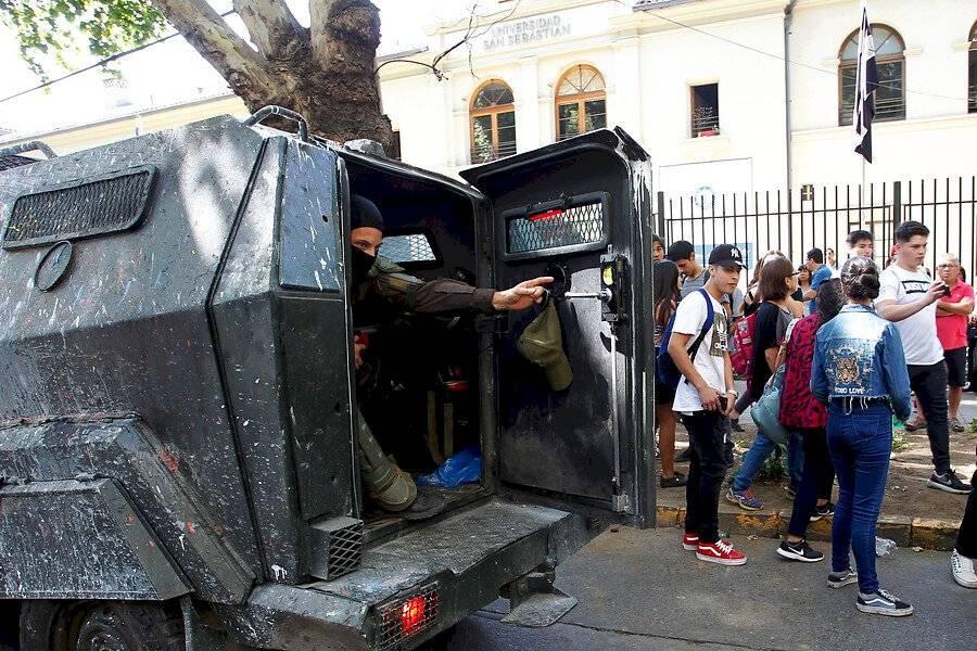 PSU Providencia