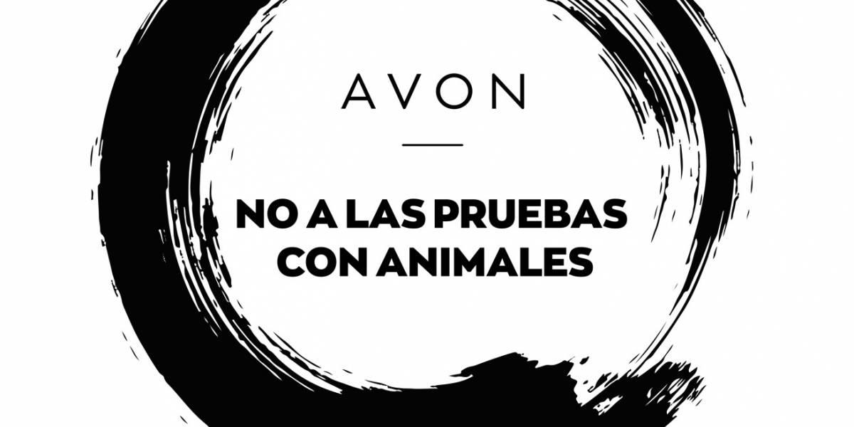Avon finaliza pruebas con animales en el mundo
