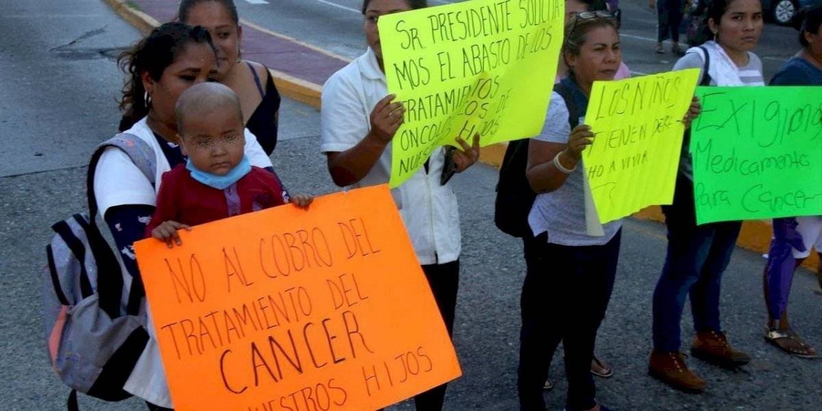 Juez ordena suministrar medicamentos a 65 niños con cáncer