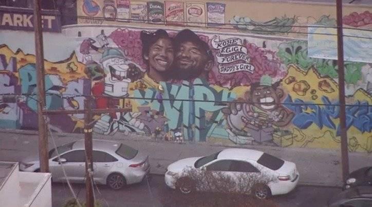 Mural en Los Angeles