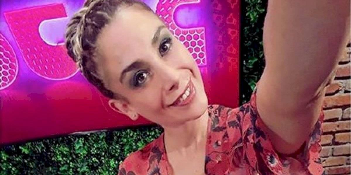 """La alegría de Yamna Lobos a los seis meses de embarazo: """"Ahora estoy más feliz"""""""