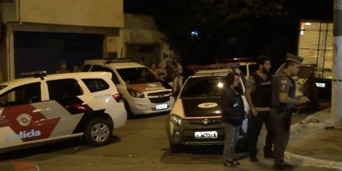 Chacina em bar deixa três mortos e três feridos no Capão Redondo