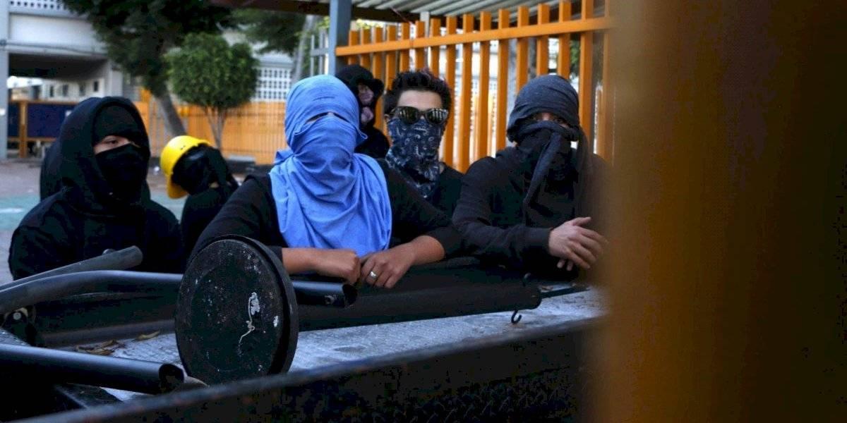 UNAM exige a paristas devolver instalaciones tomadas