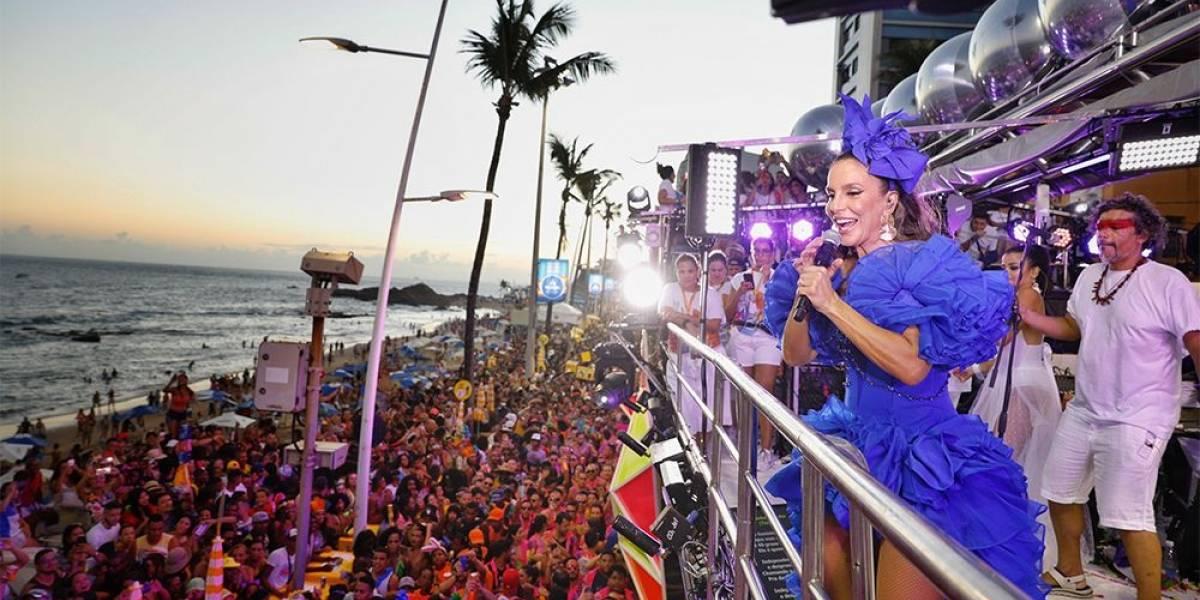 Promoção vai levar duas pessoas para curtir trio de Ivete Sangalo em Salvador