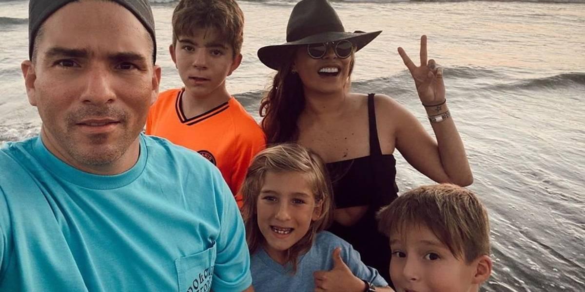 Galilea Montijo y Fernando Reina evalúan la adopción de una niña