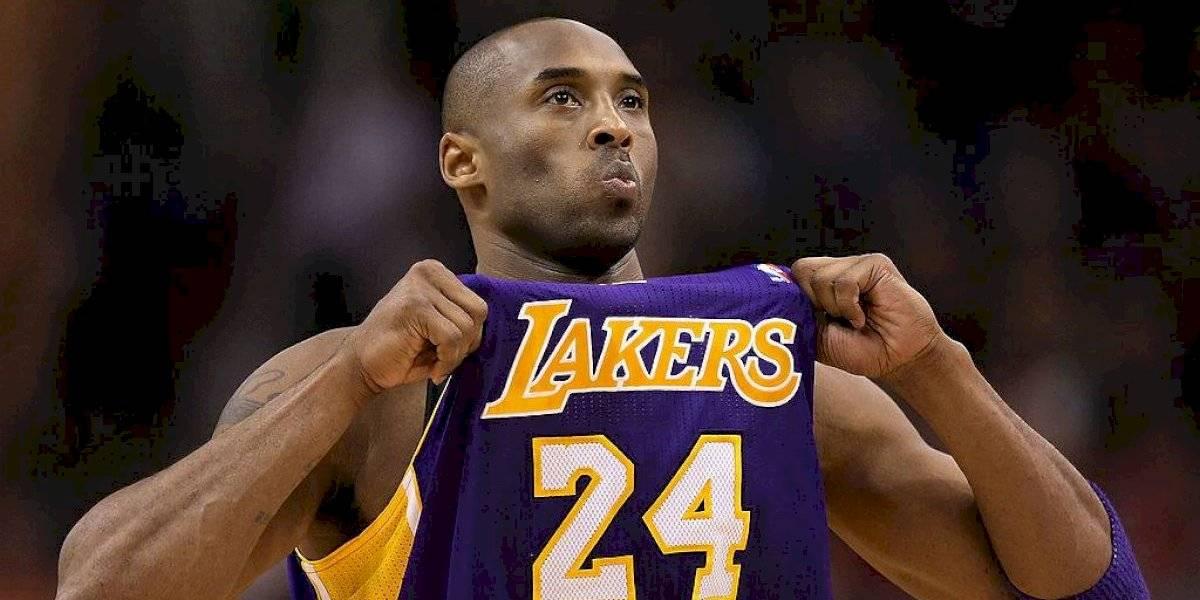 Kobe Bryant encabezará generación 2020 del Salón de la Fama