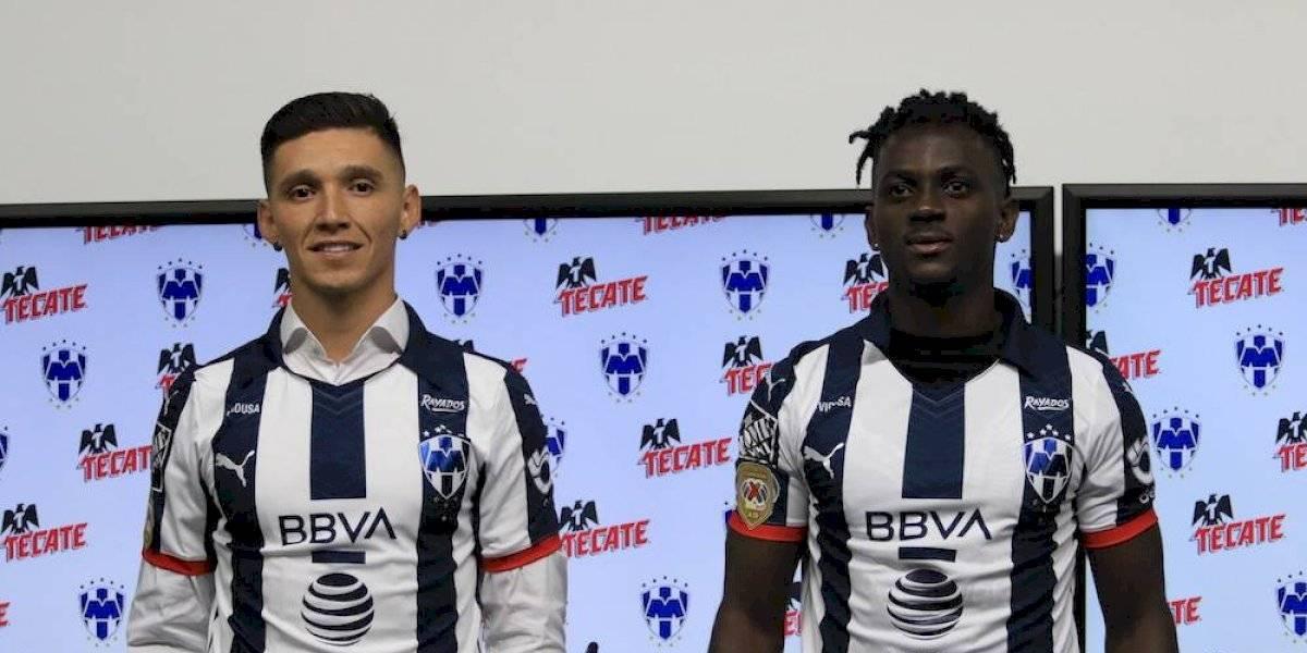 Matías Kravenitter y Aké Loba motivados por llegar al campeón