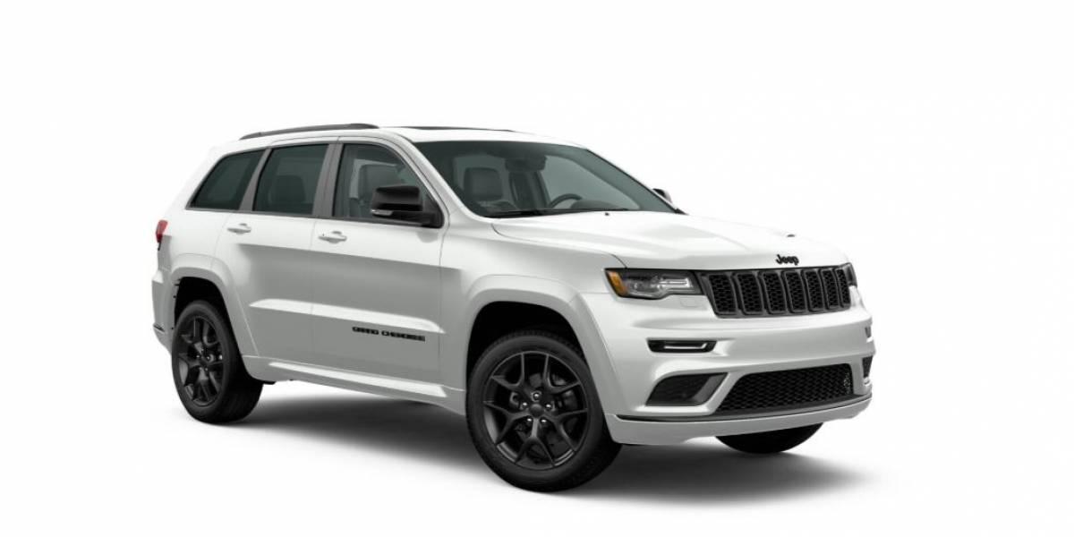 Amarás la edición especial del SUV todoterreno Jeep Grand Cherokee Limited X 2020