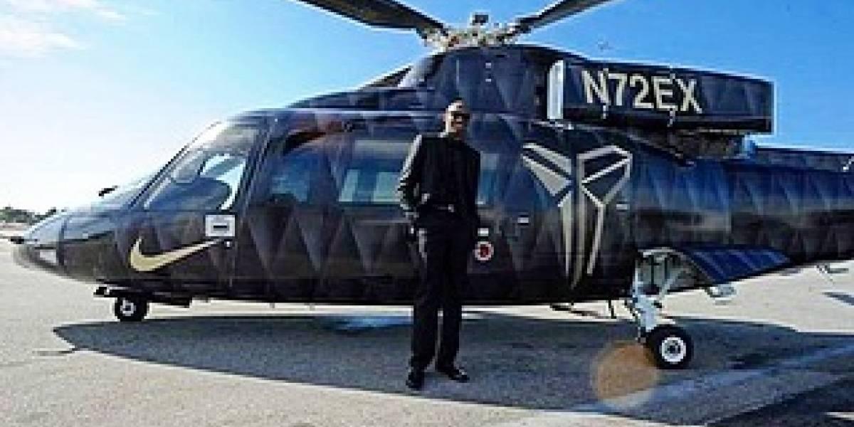 Helicóptero de Kobe Bryant no contaba con sistema de alerta de terrenos