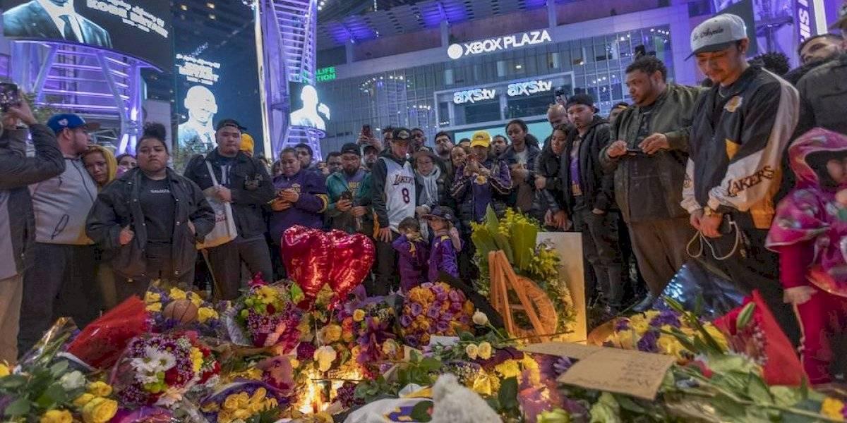 Identifican a las nueve víctimas del accidente de helicóptero de Kobe Bryant