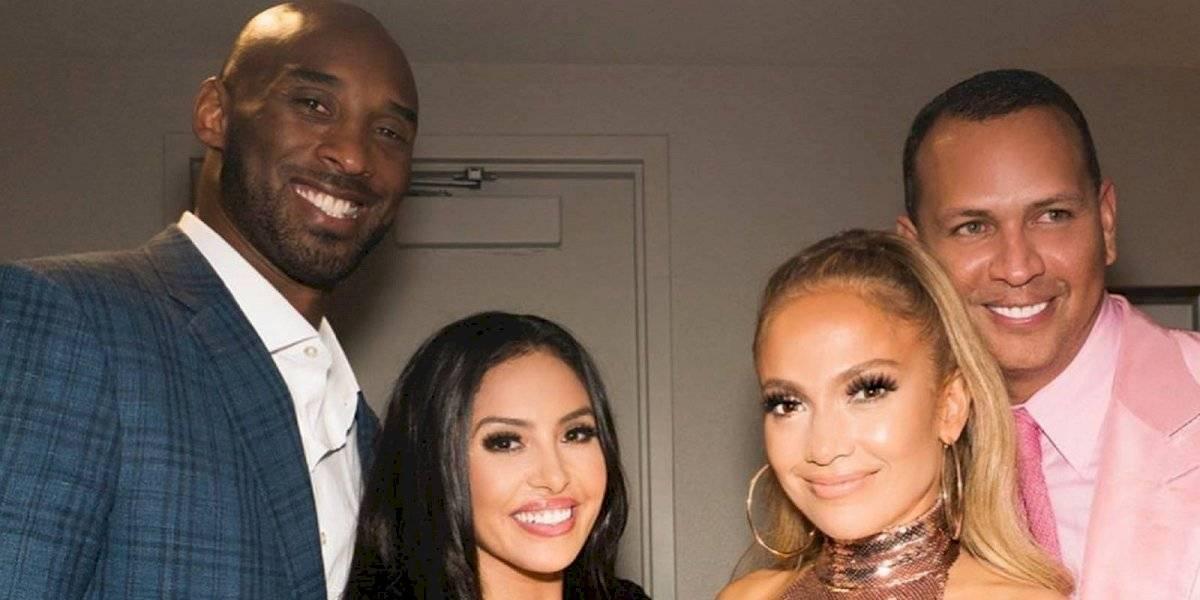 Jennifer Lopez solo piensa en el dolor de Vanessa, la esposa de Kobe Bryant, y le pide a Dios que la guíe