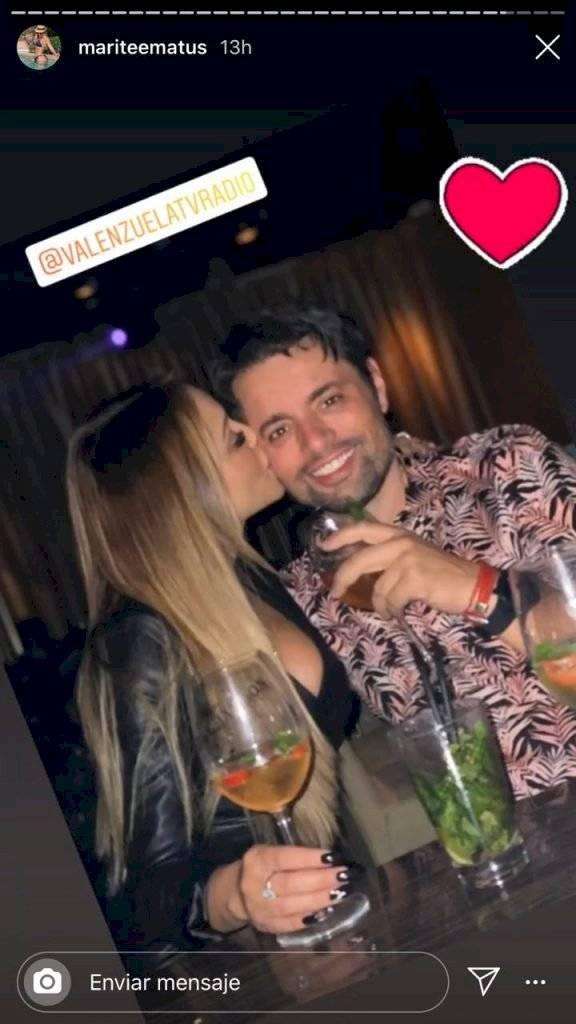 María Teresa Matus y Daniel Valenzuela