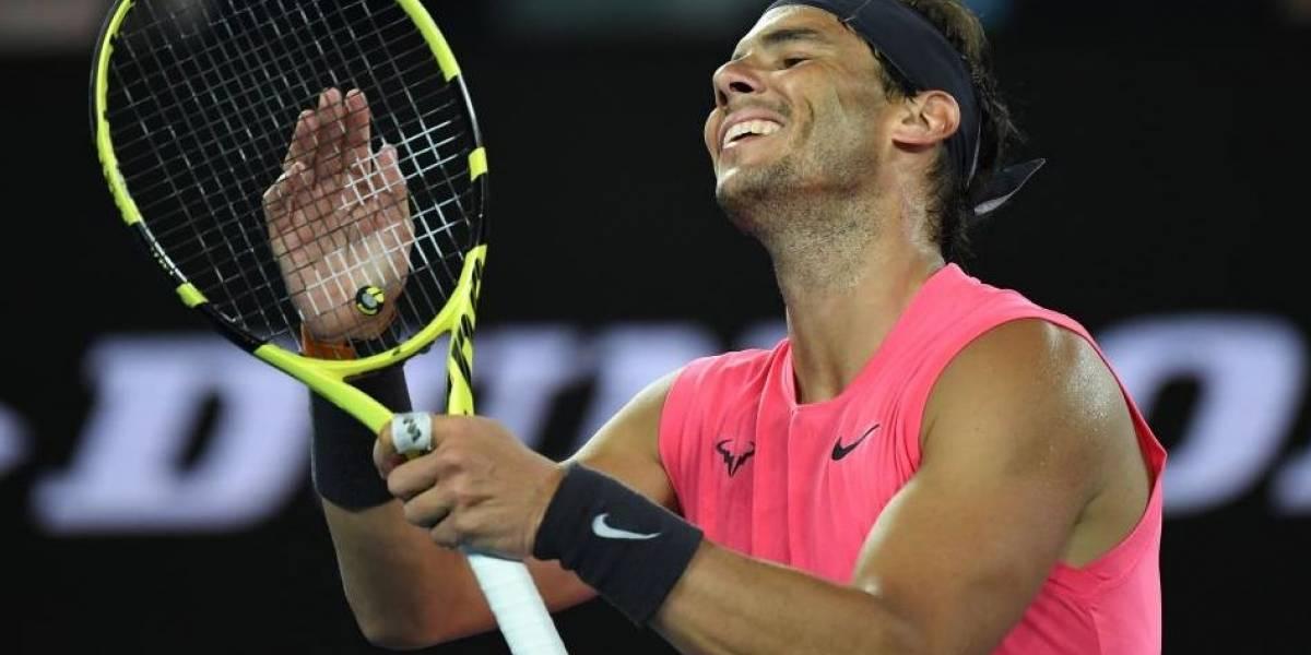 """Rafael Nadal sobre Kobe Bryant: """"Es de los más grandes de la historia"""""""