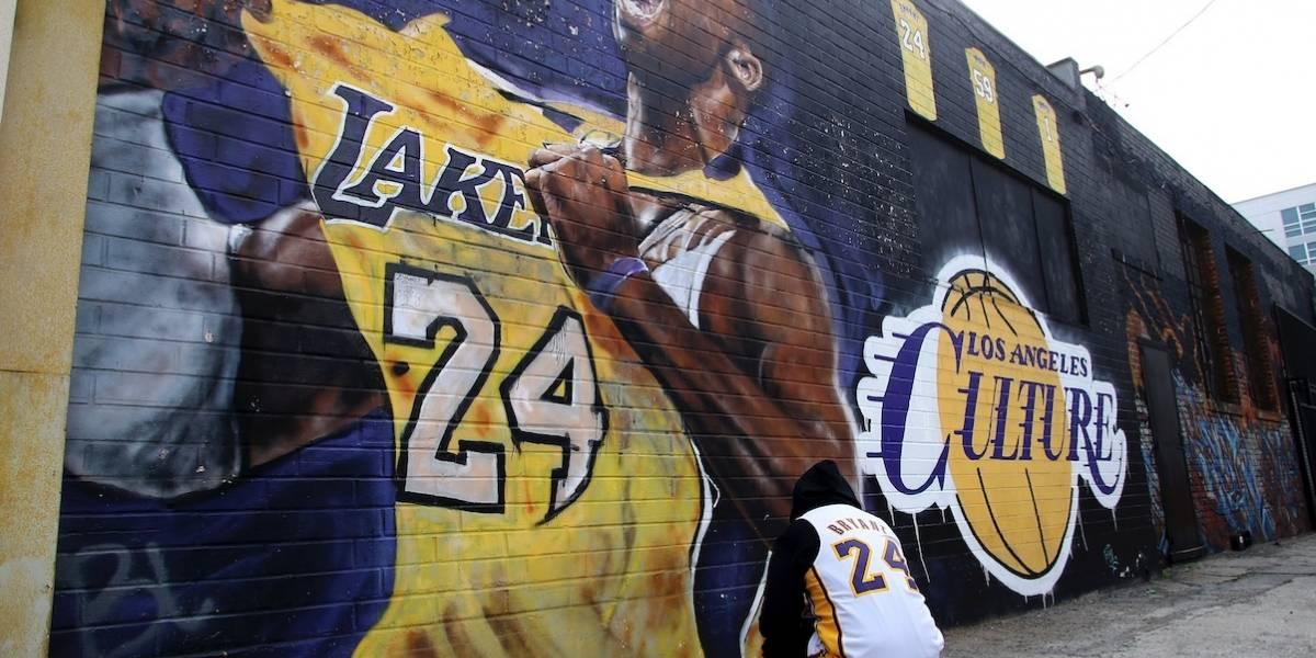 NBA pospone partido en Los Ángeles tras muerte de Kobe Bryant