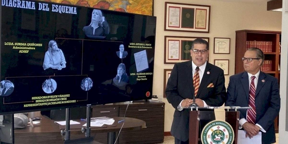 Populares radican querella contra la gobernadora Wanda Vázquez