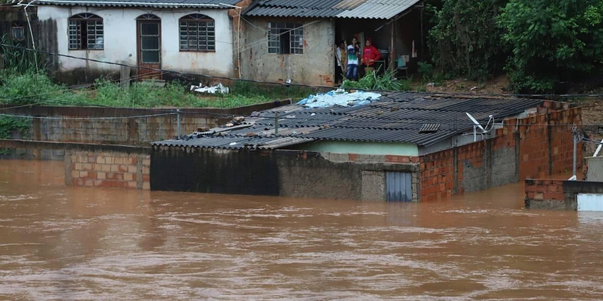 Más de 30.000 desplazados por lluvias e inundaciones