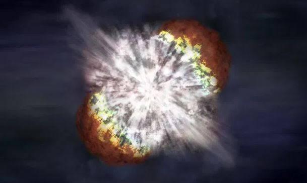 explosión supernova