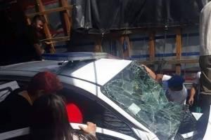 Accidente en Tandapi